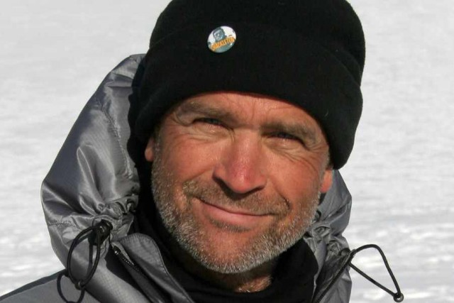 Muere Henry Worsley mientras intentaba cruzar la Antártida a pie