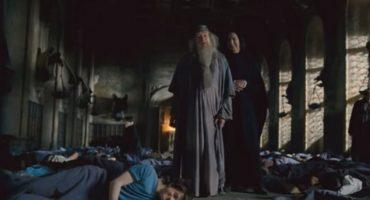 La broma que Alan Rickman hizo a Daniel Radcliffe en el set de Harry Potter