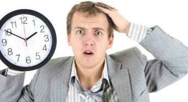 La Impuntualidad podría ser diagnosticada como una enfermedad