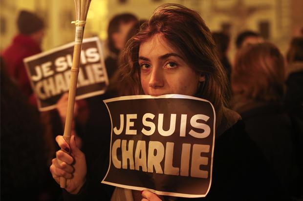 Je Suis Charlie: El documental de Charlie Hebdó se estrenará en Netflix.