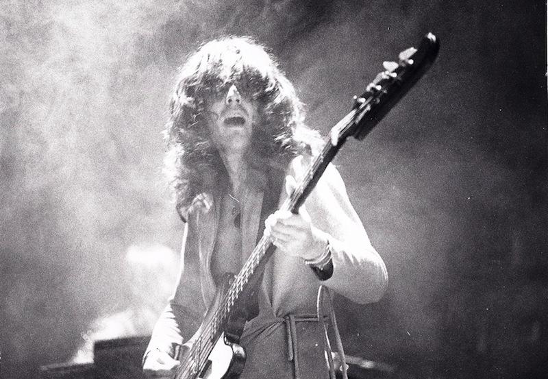 Fallece Jimmy Bain, bajista de Rainbow y Dio
