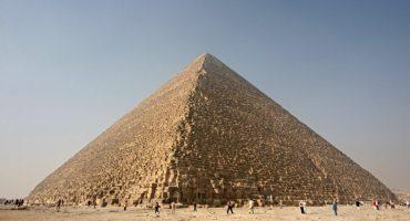 Un nuevo secreto sobre la Pirámide de Keops es revelado
