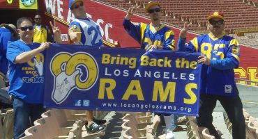 Es oficial: los Rams se van a Los Angeles, los Chargers pueden hacerlo también