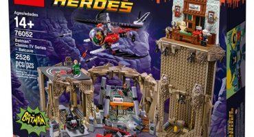 Nerdgasmo: el set LEGO del Batman de los 60... ¡sí, el de la serie de TV!