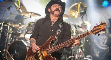 Se revela la causa de la muerte de Lemmy Kilmister