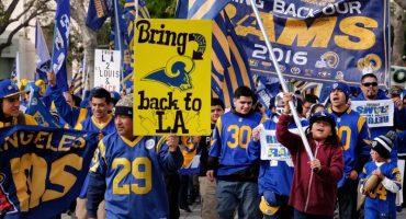 Las claves y consecuencias de la mudanza de los Rams a Los Angeles