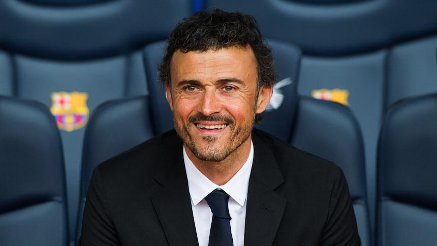 La IFFHS nombra a Luis Enrique como mejor técnico del 2015