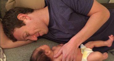 Mark Zuckerberg comparte foto de su hija en el médico y la gente ya lo está criticando