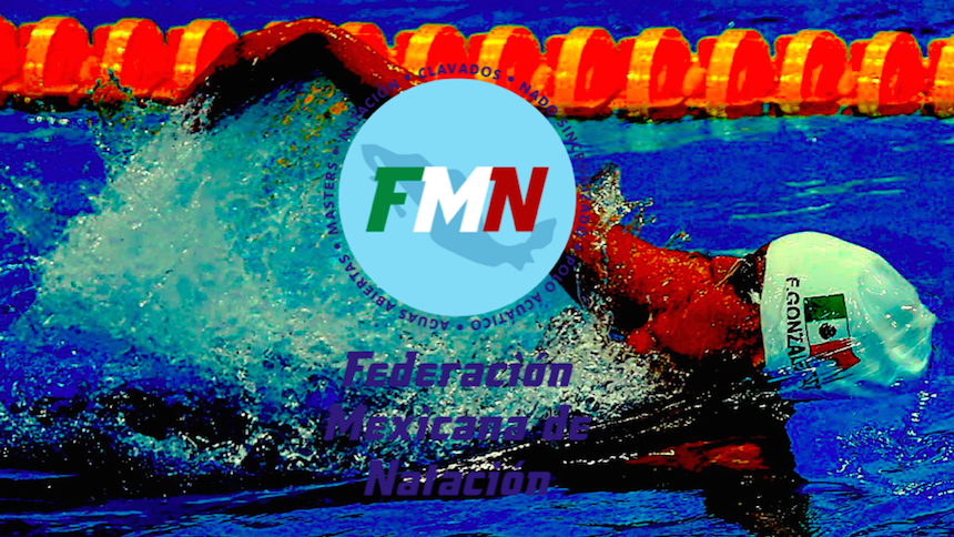 La Federación Mexicana de Natación fue suspendida por la FINA