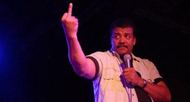 Neil deGrasse Tyson pone en su lugar a B.o.B y a su teoría de que la tierra es plana