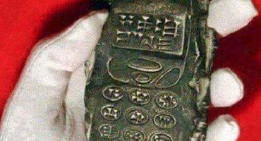 ¿Existirá el viaje en el tiempo? Encuentran un teléfono de 800 años