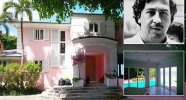 Encuentran caja fuerte perteneciente a Pablo Escobar en su antigua mansión de Miami