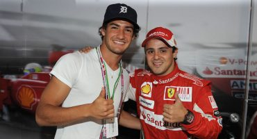 Felipe Massa confirma el fichaje de Pato al Chelsea en Instagram