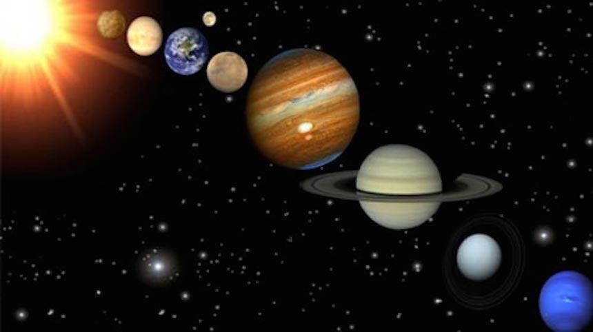 Cinco planetas se alinearán por primera vez en una década y podrán apreciarse a simple vista