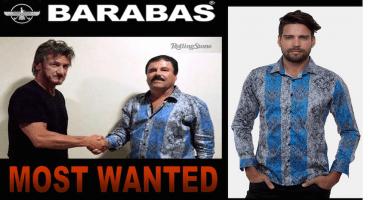 Tú puedes tener una camisa como la del Chapo Guzmán