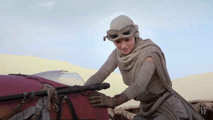 Por fin llega el personaje de Rey a los juguetes de Star Wars