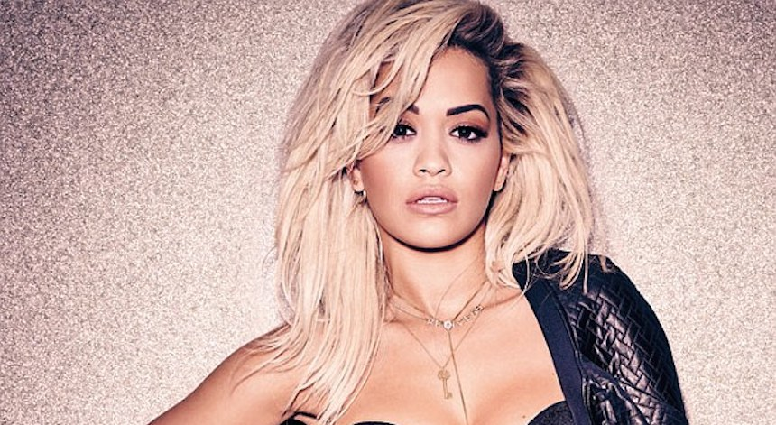 El topless de Rita Ora para Terry Richardson