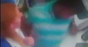 Ladrón sufre infarto en pleno asalto... sí: murió