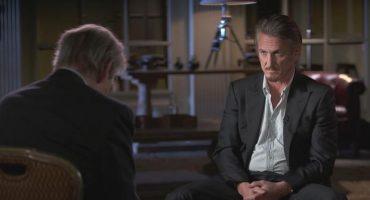 Sean Penn con