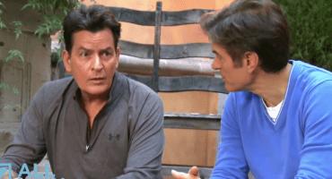 El extraño tratamiento contra el VIH que Charlie Sheen prueba en México