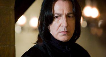 Chequen todas las escenas en orden cronológico de Alan Rickman como el profesor Snape