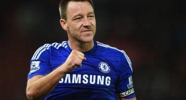 John Terry dejará de jugar con el Chelsea al término de la temporada