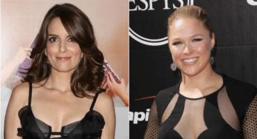 Ronda Rousey protagonizará una comedia al lado de Tina Fey