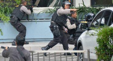 Ataques en Yakarta; autoridades los atribuyen a Estado Islámico
