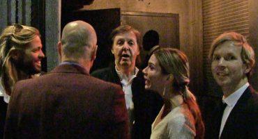 Paul McCartney es vetado de una fiesta después de los Grammy