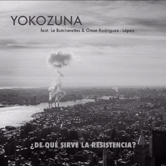 Escucha el nuevo sencillo de Yokozuna con Le Butcherettes y Omar Rodríguez-López