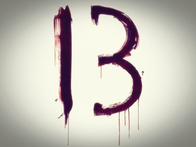Estas son las razones por las que el número 13 es considerado de mala suerte