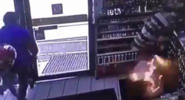 Hombre sufre quemaduras de tercer grado por la explosión de cigarro electrónico