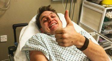Gol de Arsenal lleva a aficionado al hospital