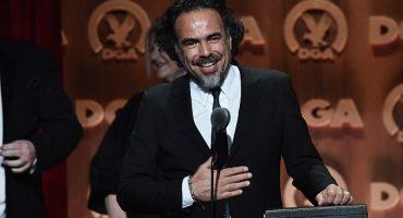 González Iñárritu gana como mejor director en los Directors Guild of America Awards