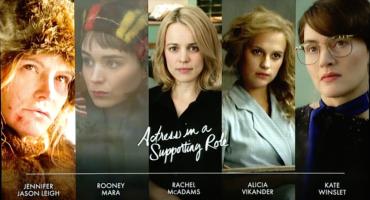 Rumbo al Oscar 2016: ¿Quiénes son las nominadas a Mejor Actriz de Reparto?