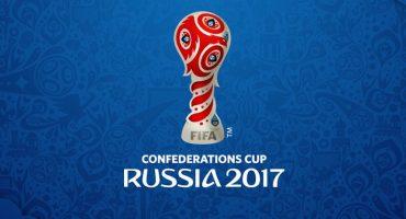 Revelan el logo oficial para la Copa Confederaciones 2017