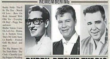 Hoy se cumplen 57 años de 'El día que murió la música'