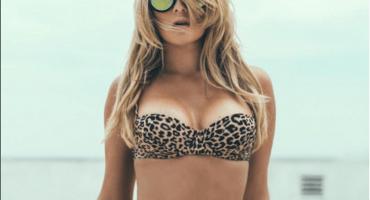 Murió Katie May, una de las reinas de Instagram y modelo de Playboy