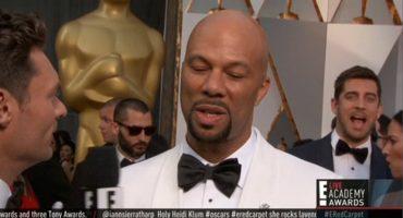 Y en la imagen del día, el photoboomb de Aaron Rodgers en los Oscar