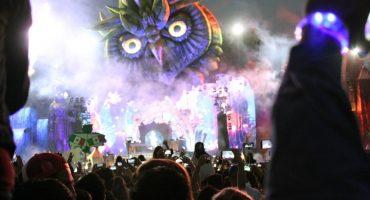 #ActitudUnika Las cosas que convirtieron al EDC 2016 en la mejor fiesta del año