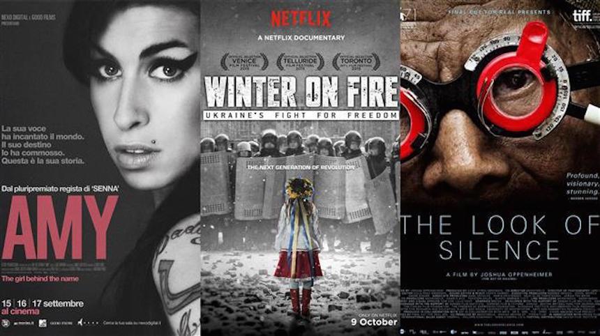 Rumbo al Oscar 2016: ¿Quiénes son los nominados a Mejor Documental?