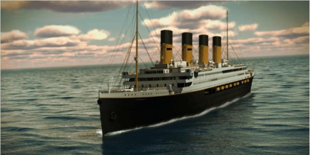 Conozcan al Titanic 2 por medio de estas nuevas fotos