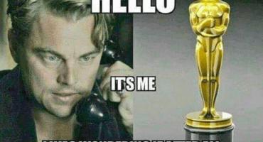 ¡Van los mejores memes surgidos durante los #Oscars 2016!