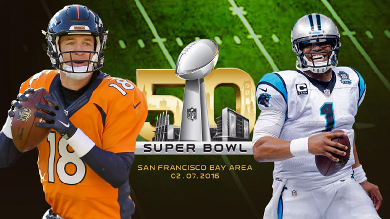 ¿Cómo ver la transmisión original del Super Bowl 50?