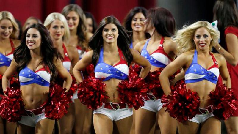 Super Bowl 50: ¿Quién gana en el Super Bowl de porristas?