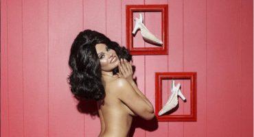 Chequen la sesión de Pamela Anderson para Paper Magazine, ¡¡ufffff!!