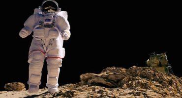 WTF?!?! El astronauta nigeriano que quiere regresar a casa