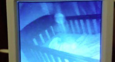 Ay amá!!! Video muestra a fantasmas conviviendo con una bebé