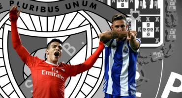 Revivan los goles del Benfica vs Porto en el duelo de mexicanos en Portugal