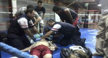 Fallece boxeador después de recibir un gancho al hígado